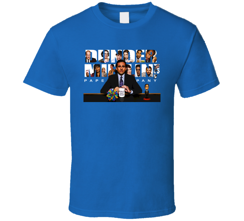 The Office Comedy Tv Series T Shirt