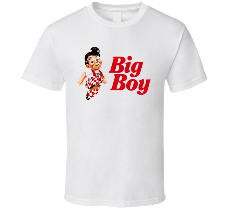 Big Boy Burger T Shirt