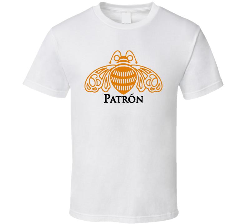 Patron Tequila Logo T Shirt