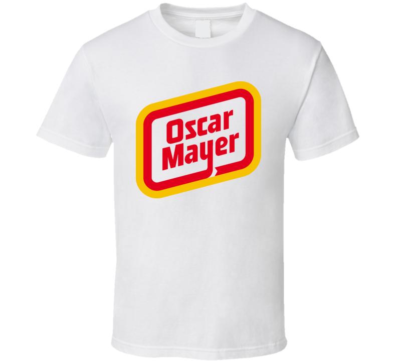 Oscar Mayar Wiener Logo T Shirt