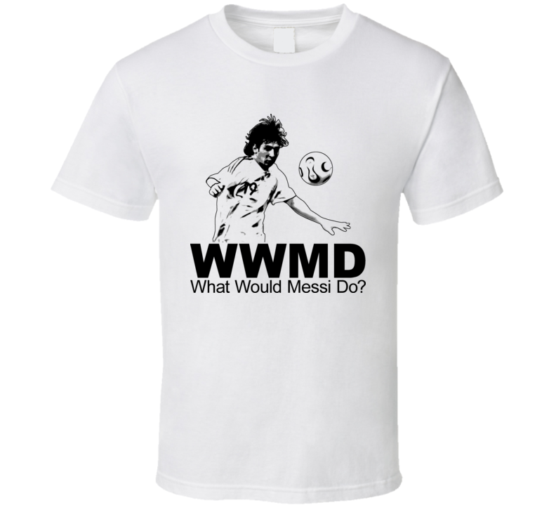 Lionel Messi Soccer Player T Shirt