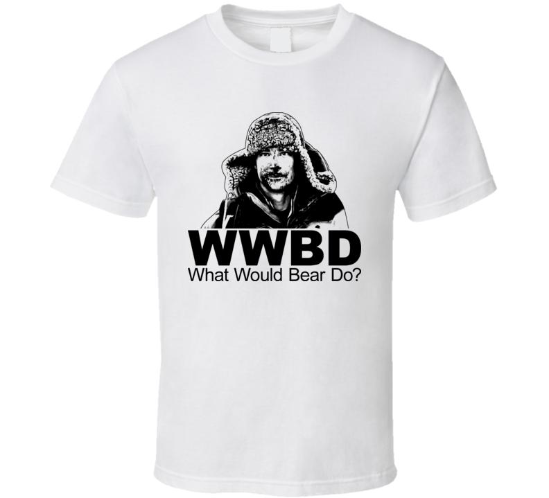 Bear Grylls Man Vs Wild T Shirt