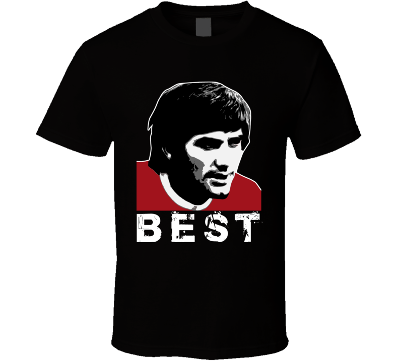 George Best T Shirt