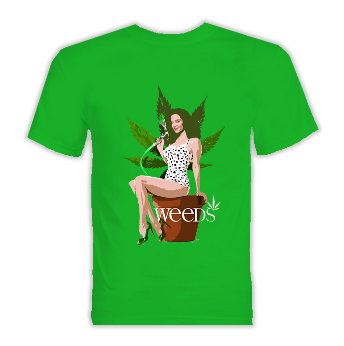 Weeds Tv Show T Shirt
