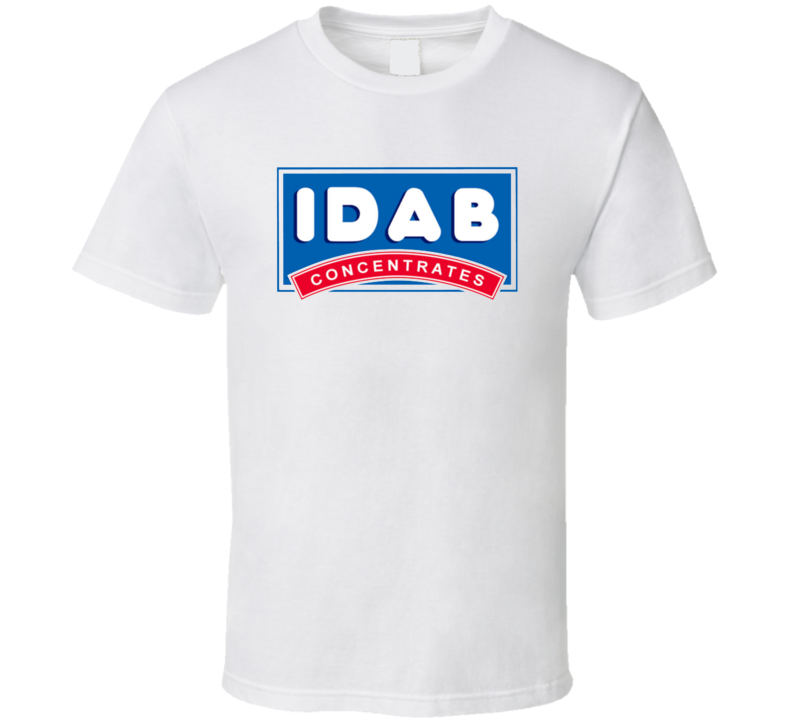 IDAB Concentrates IHOP Restaurant Weed Stoner Funny Logo Parody T Shirt