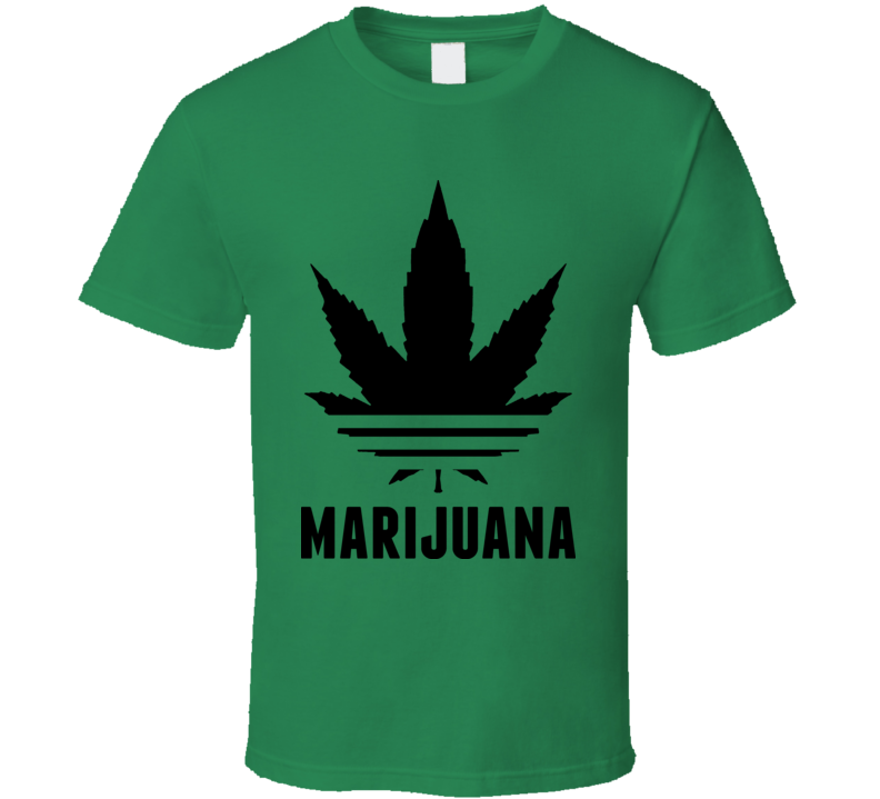 Funny Drugs Marijuana Smoking Pot T Shirt