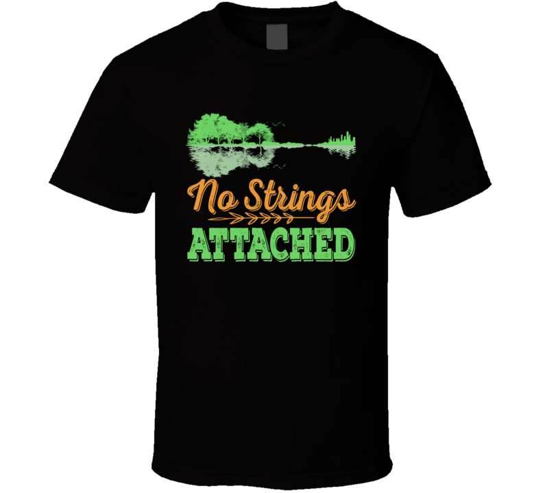 No Strings Attached Best Seller T Shirt