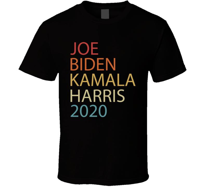 Joe Biden Kamala Harris 2020 Best Seller President White T Shirt