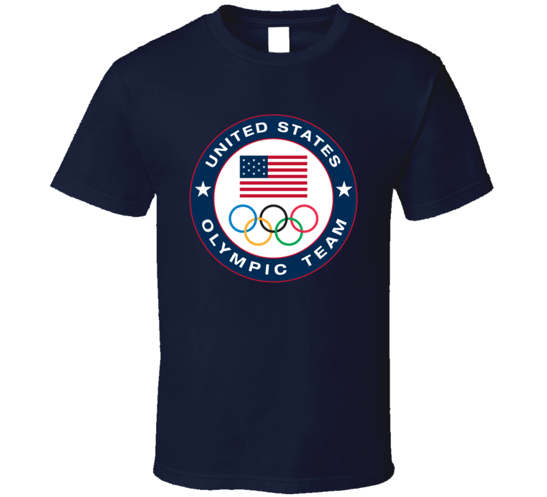 2014 Team USA Olympics Sochi Sports T Shirt