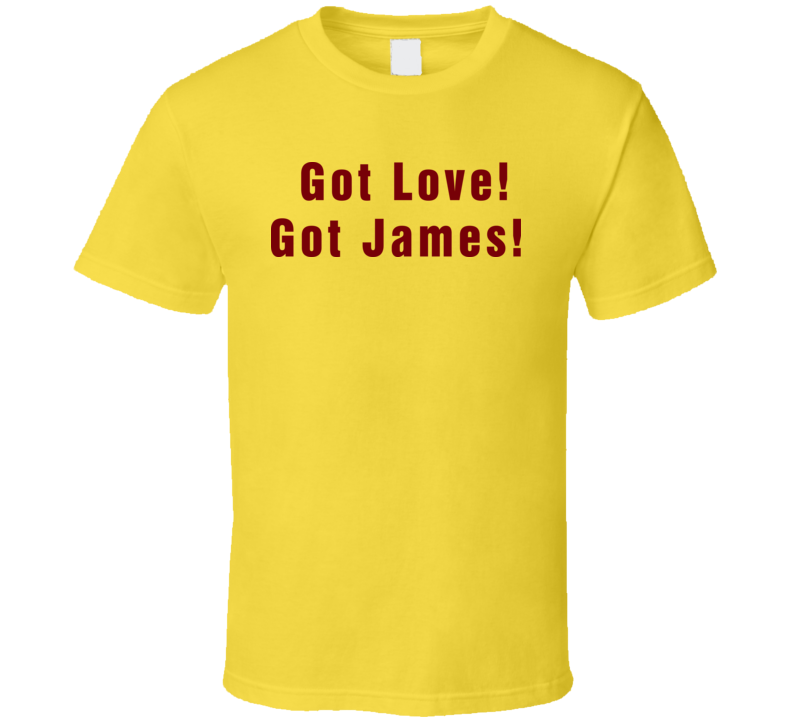 Got Love Cleveland Basketball T Shirt
