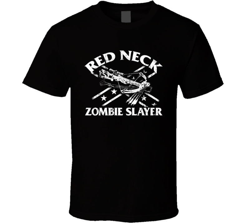 Redneck Zombie Slayer Daryl Dixon The Walking Dead T-shirt