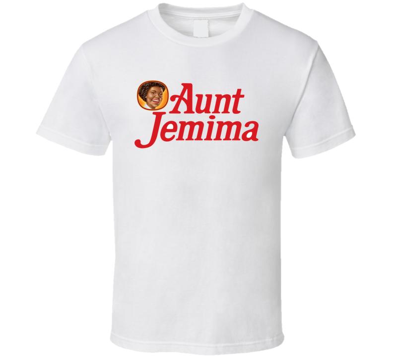 Aunt Jemima Jamaican Pancake Food Syrup Classic T Shirt