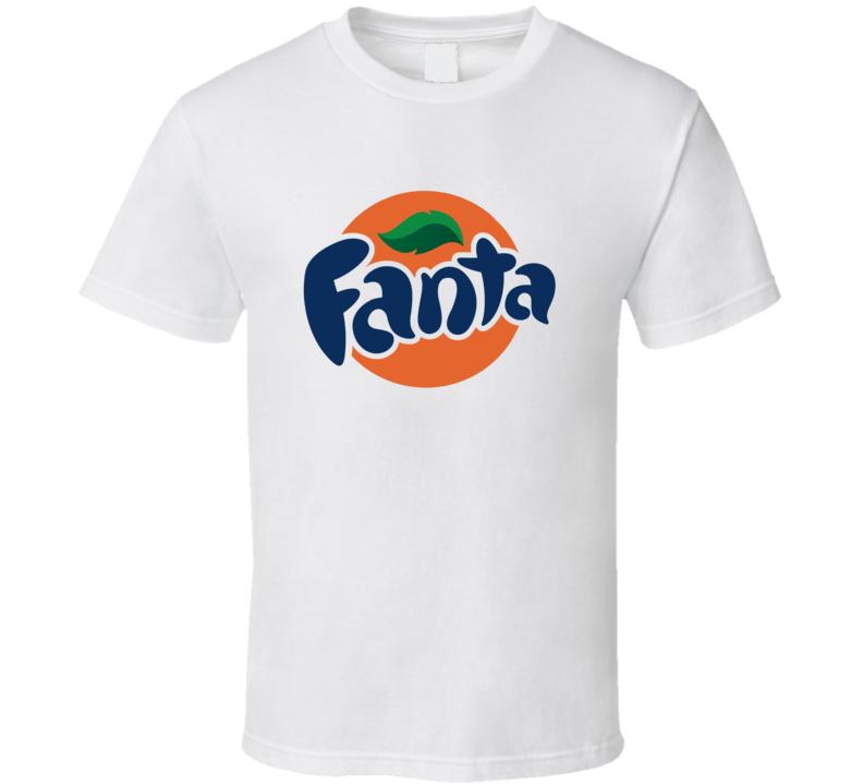 Fanta Orange Soda Pop Drink Classic T Shirt