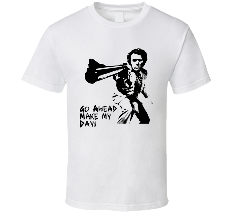 Dirty Harry Classic Movie T Shirt
