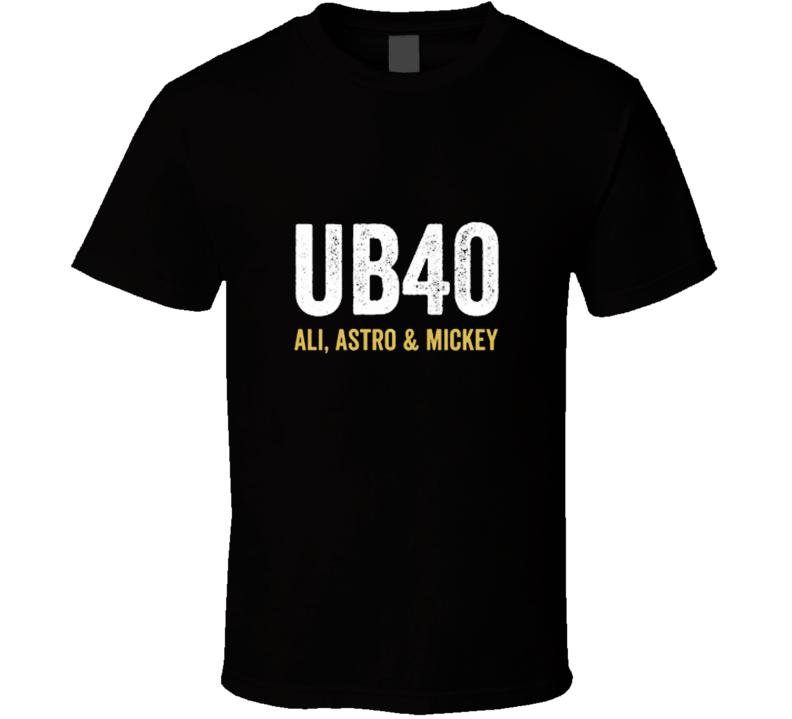 Ub40 80's Rock Band Red Red Wine Brett Kavanaugh Concert T Shirt