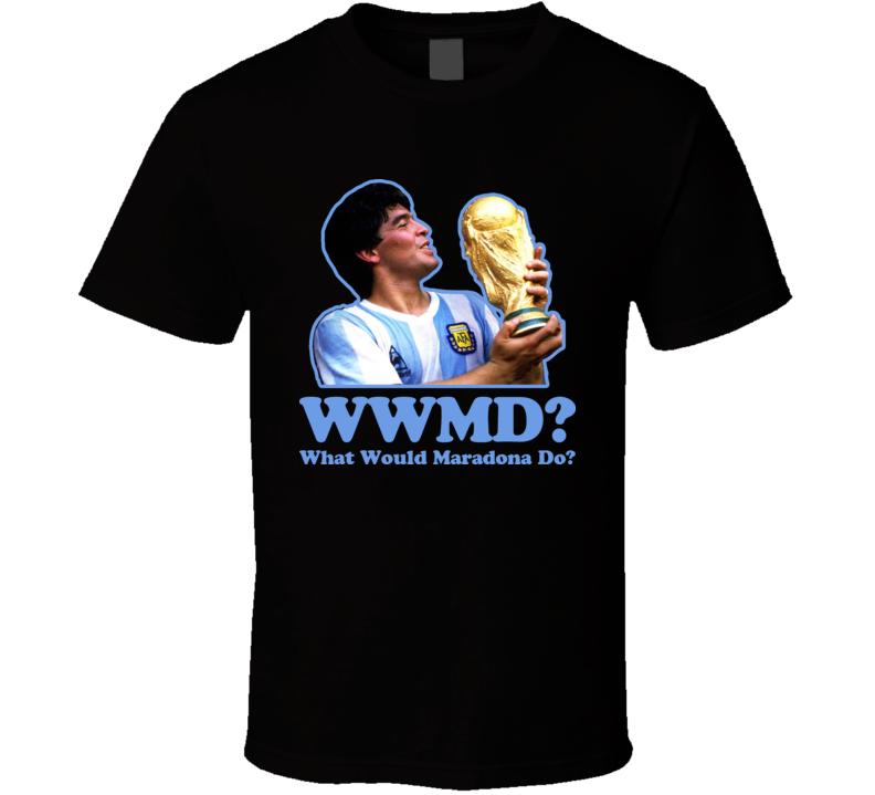 maradona  Soccer Player T Shirt