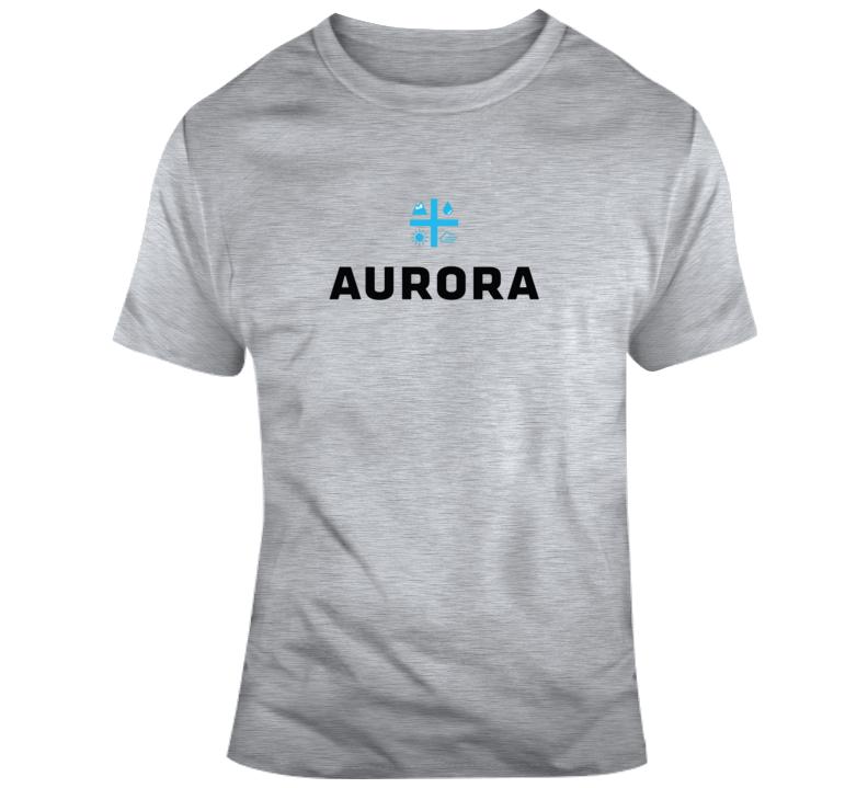 Aphria Inc Cannabis Weed Marijuana Stoner Company Logo Fan Sport Gray T Shirt