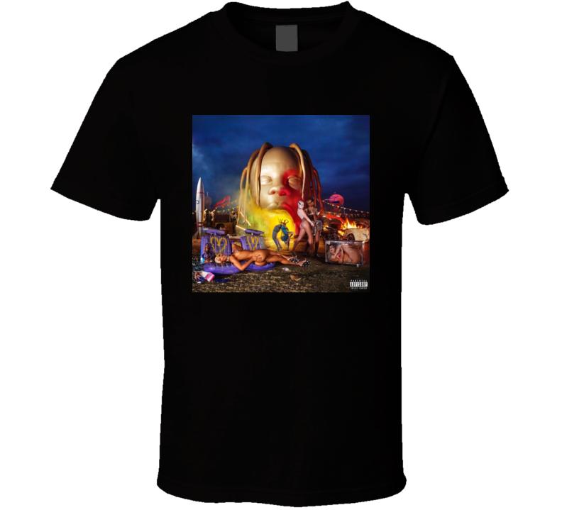 Astroworld T Rapper Hip Hop Rap T Shirt