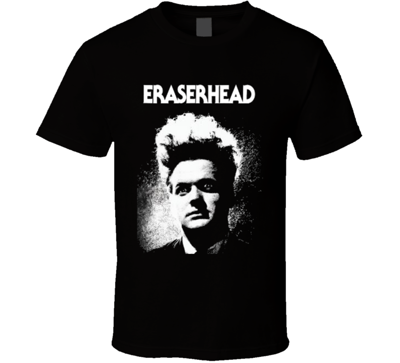 Eraserhead David Lynch Cult Horror Movie T Shirt
