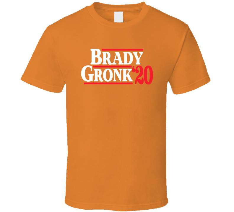 Brady Gronk 2020 Tampa Bay Football Fan T Shirt