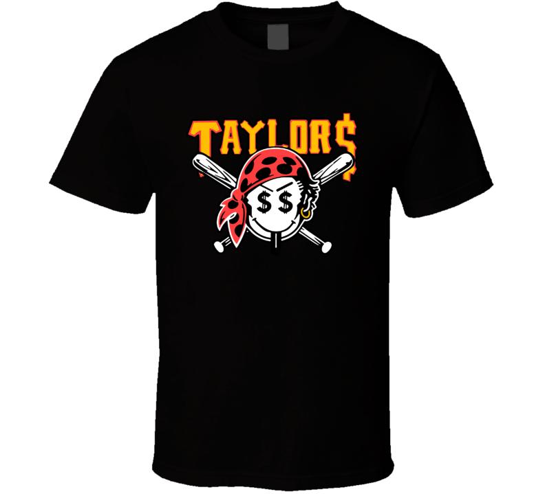 Taylor Gang Taylors Smiley Pirate Face T Shirt
