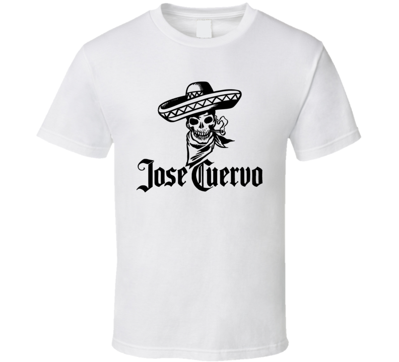 Jose Cuervo Tequila Logo T Shirt