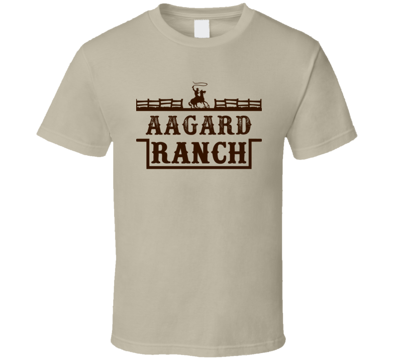 Aagard Ranch All American Family Ranch Cool T Shirt