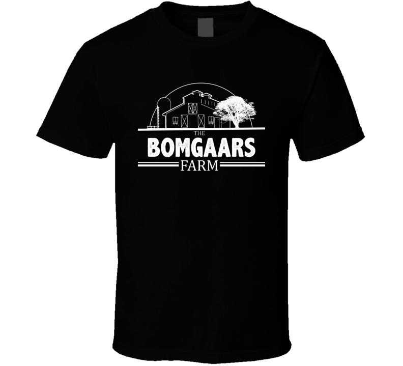 The Bomgaars Farm American Family Rural Farm T Shirt