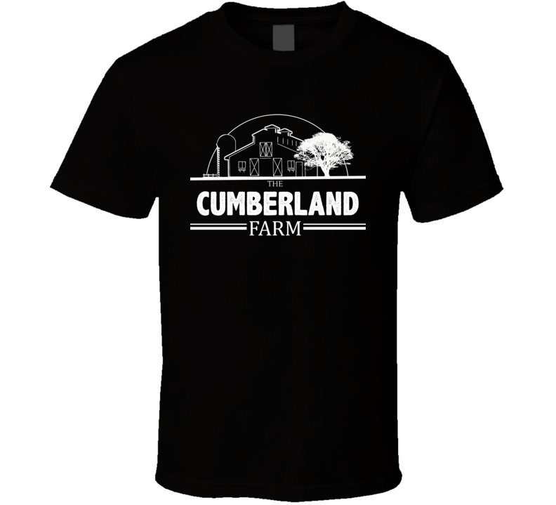 The Cumberland Farm American Family Rural Farm T Shirt
