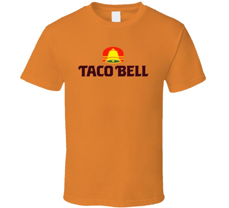 New Retro Taco Bell T Shirt