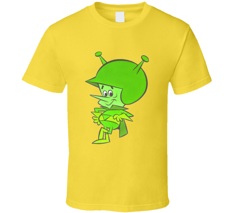 New The Great Gazoo Flintstones T Shirt
