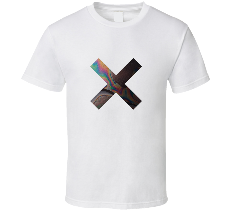 New The XX Coexist Young Turks Label T Shirt