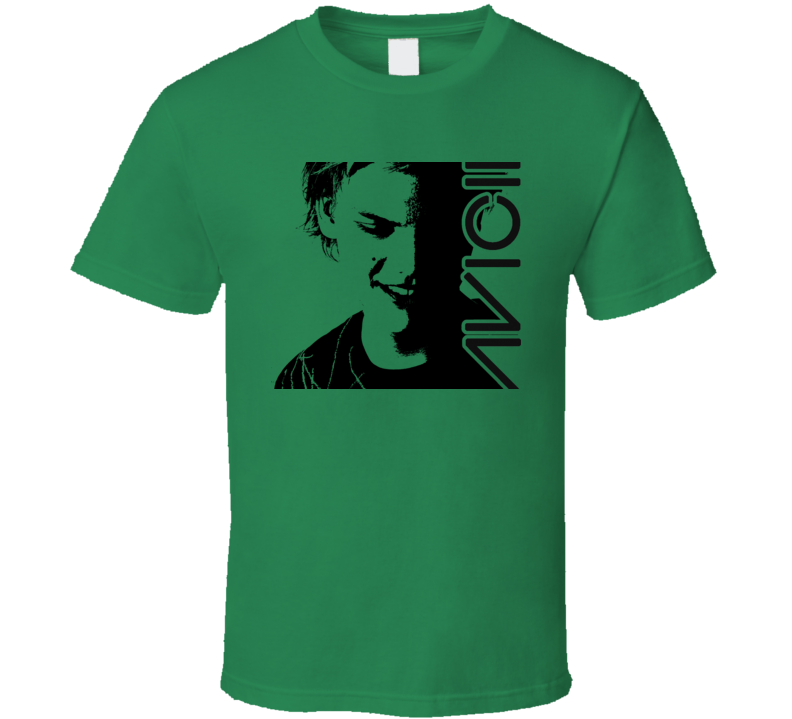 Avicii Music DJ T Shirt