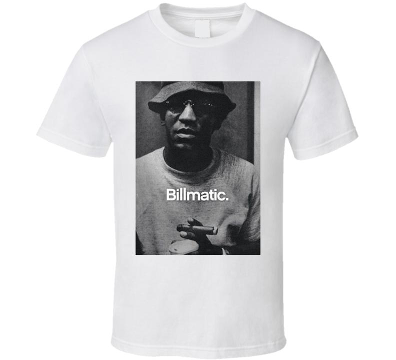 Billmatic Bill Cosby Nas Illmatic T Shirt