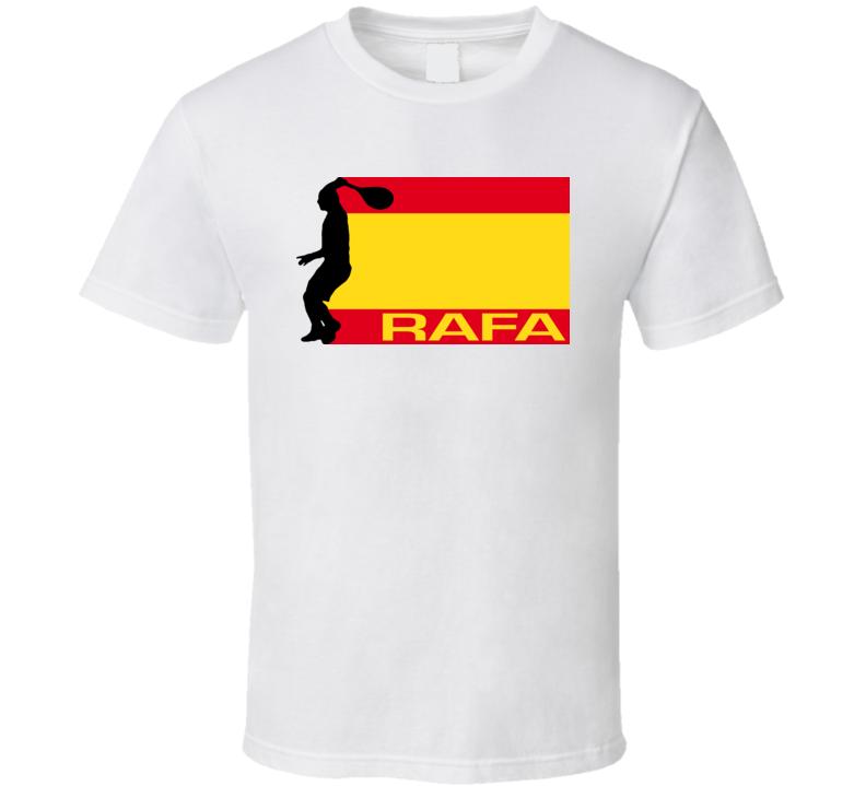 Rafael Nadal T Shirt