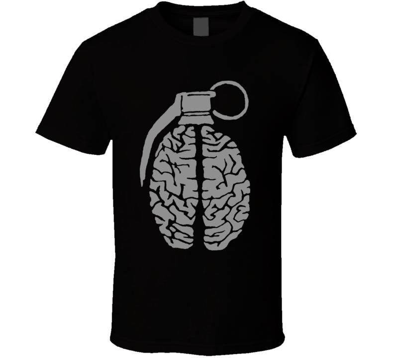 Mind Grenade T Shirt