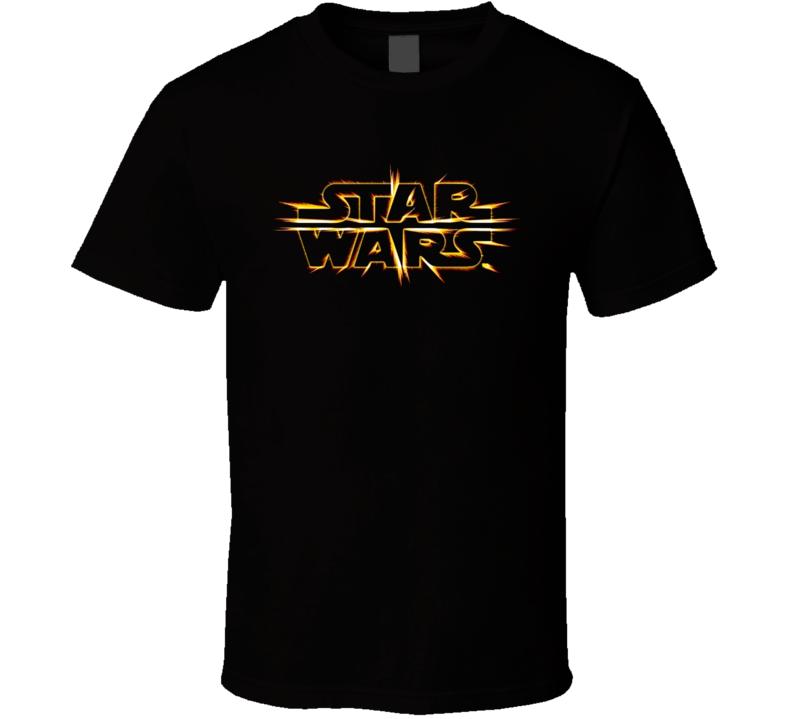 Faded Star Wars T Shirt