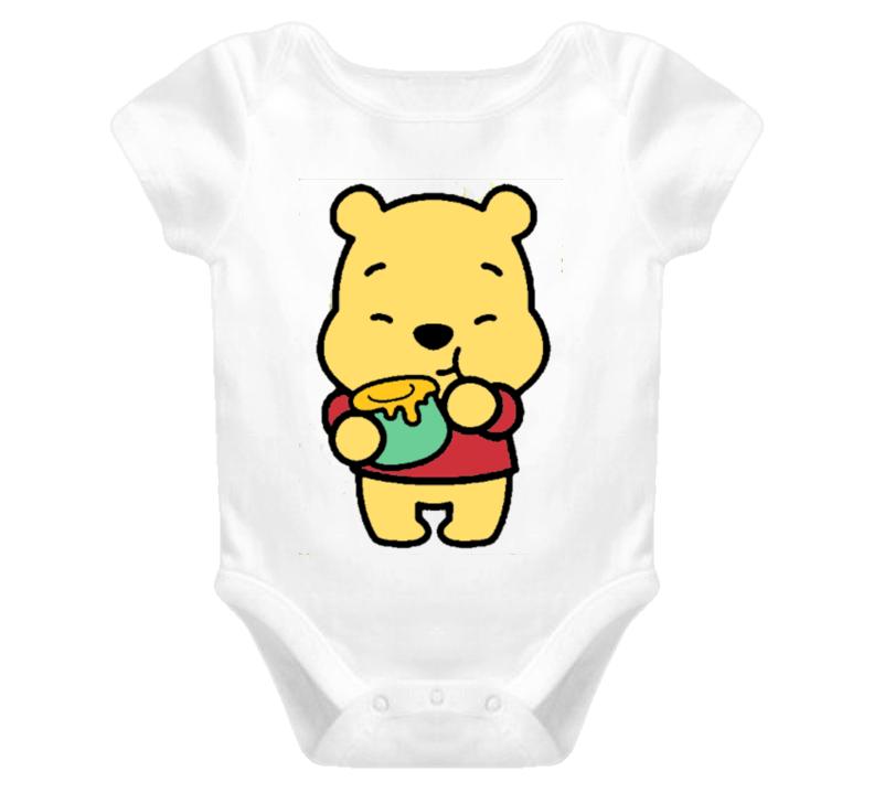 Baby Winnie Bear Onesie TShirt