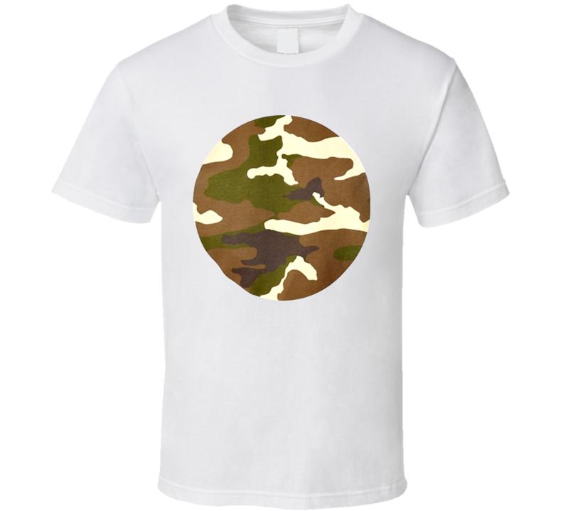 Army Globe T Shirt