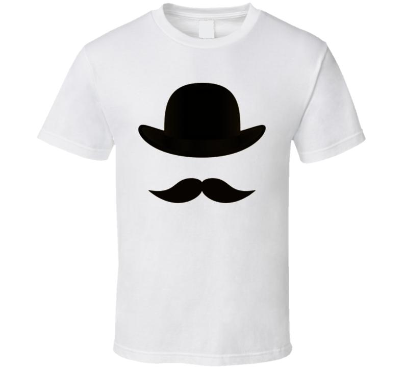Posh Movember T Shirt