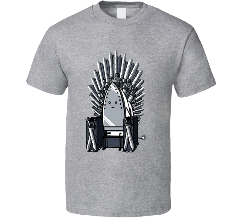 Iron Throne Funny T Shirt