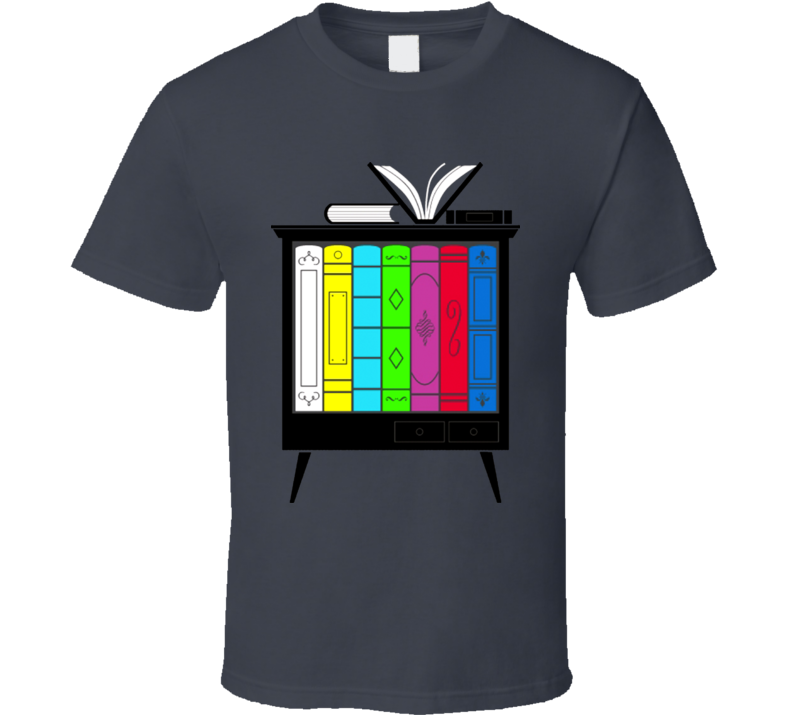 Book Watch TV T Shirt