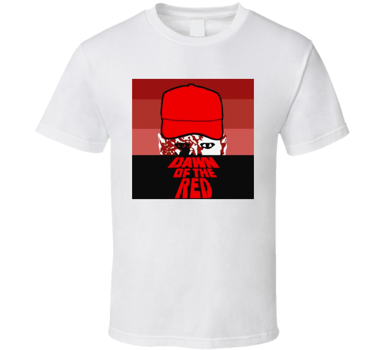 Dawn Of The Red Baseball T Shirt