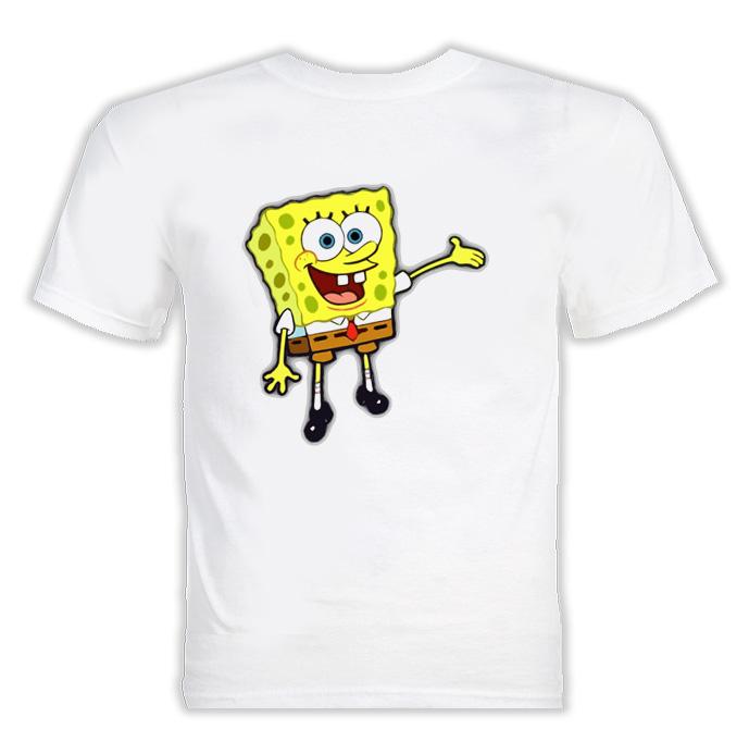 SpongeBob SquarePants Cartoon T Shirt