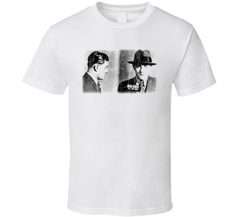Benjamin Bugsy Siegel Gangster T Shirt