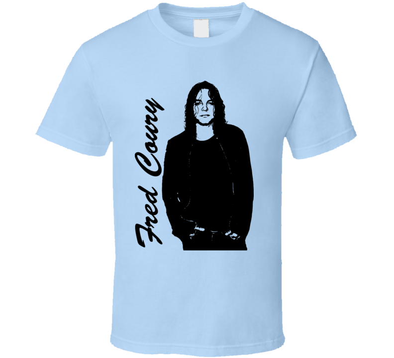 Fred Coury Rock Drummer Music T Shirt