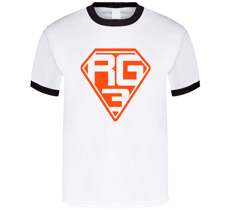 Robert Griffin III RG3 Cleveland Football T Shirt