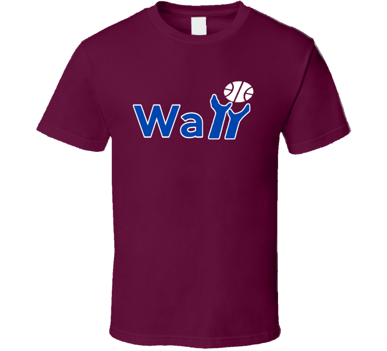John Wall Washington Basketball T Shirt