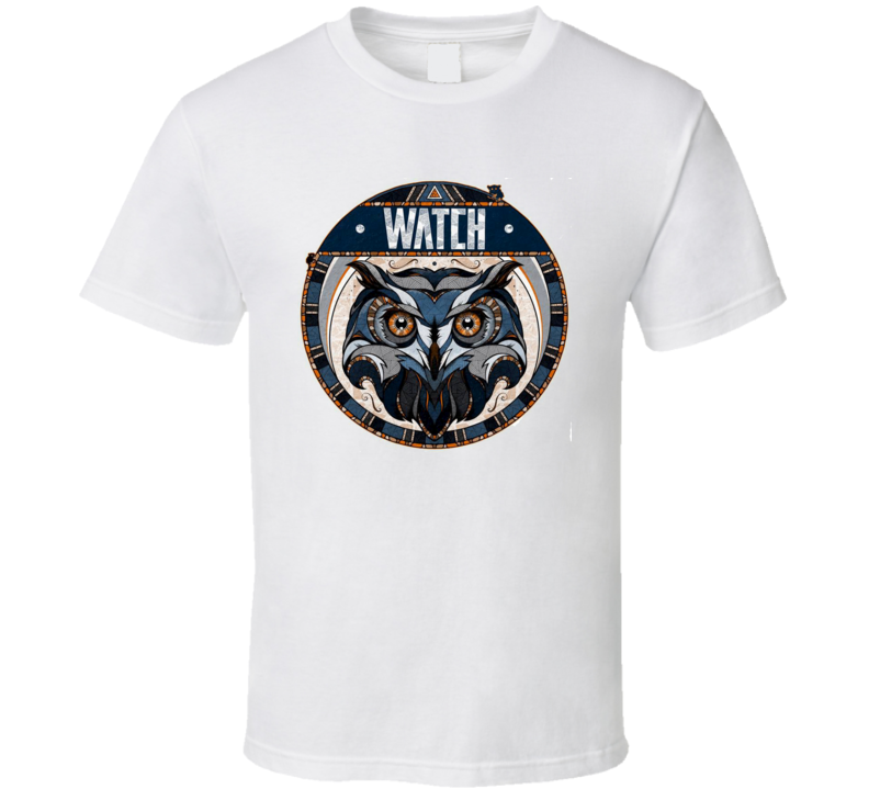 Watch Owl TShirt