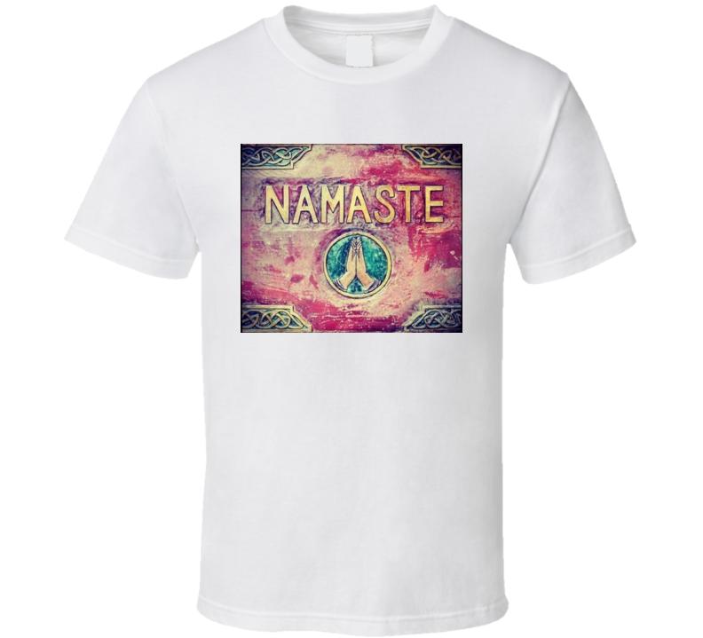 Namaste Yoga TShirt